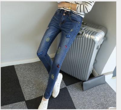 Jeans women trousers pants Slim autumn new tight thin pencil pants women casual pants