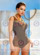 2016 Sexy Halter Swimsuit Siamese boxer
