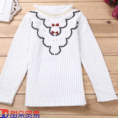 T-shirt, autumn/winter, children's wear in the children's clothing of the new factory, 2018 new factory direct sales.
