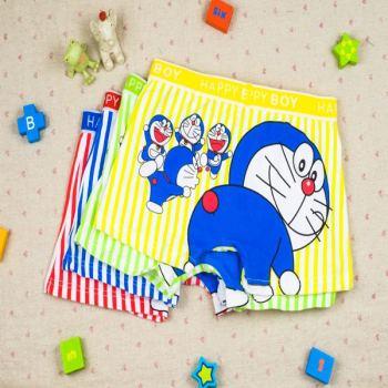 Doraemon to play tech fun cartoon boys ' boxer briefs KY-931
