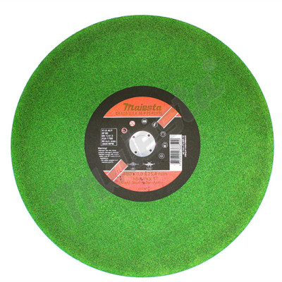 Majesta16 inch cutting wheel