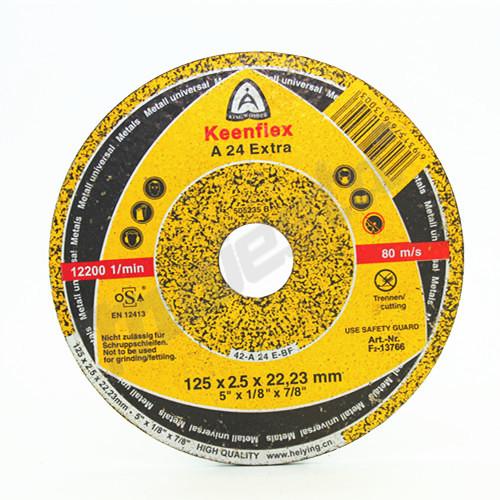 """Keenflex 5"""" Stone Cutting Wheel/Metal Cutting Wheel"""