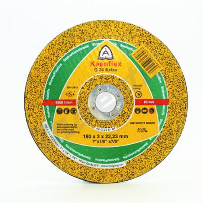 """Keenflex 7"""" Stone Cutting Wheel/Metal Cutting Wheel"""
