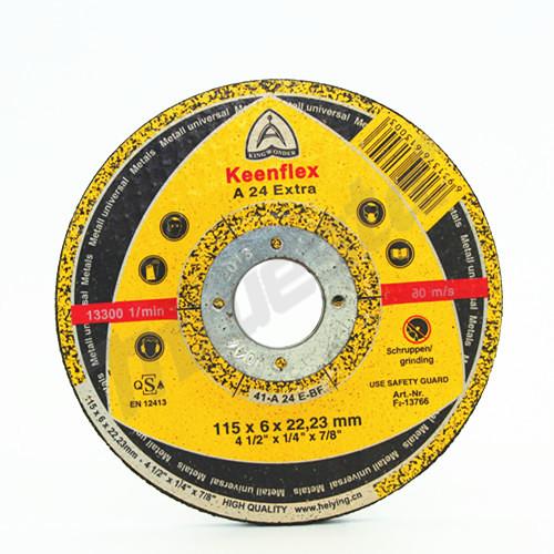 """Keenflex 4.5"""" Metal Grinding Wheel"""