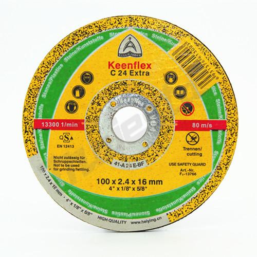 """Keenflex 4"""" Stone Cutting Wheel/Metal Cutting Wheel"""