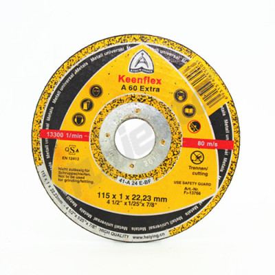 "Keen flex 4.5"" Stone Cutting Wheel/Metal Cutting Wheel"