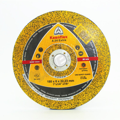 "Keenflex 7"" Metal Grinding Wheel"