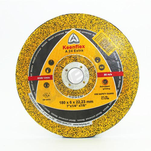 """Keenflex 7"""" Metal Grinding Wheel"""
