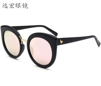 2017 new fashion sunglasses, fashion sunglasses hundred