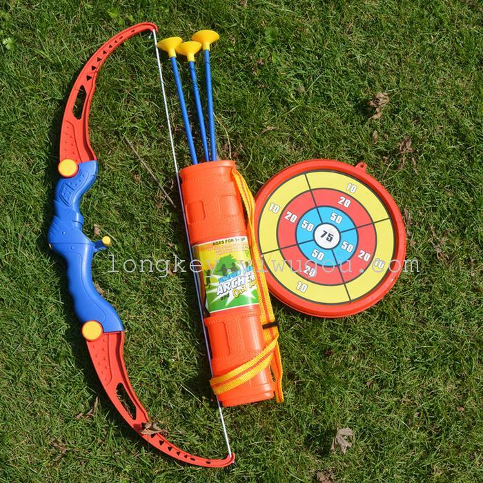 弓箭游戏户外室内体育运动互动玩具射箭亲子套tuo潜水图片