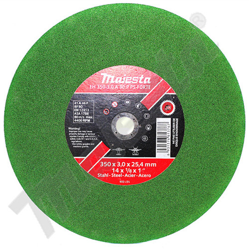 Majesta14 inch cutting wheel