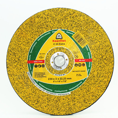 """Keenflex 9"""" Stone Cutting Wheel/Metal Cutting Wheel"""
