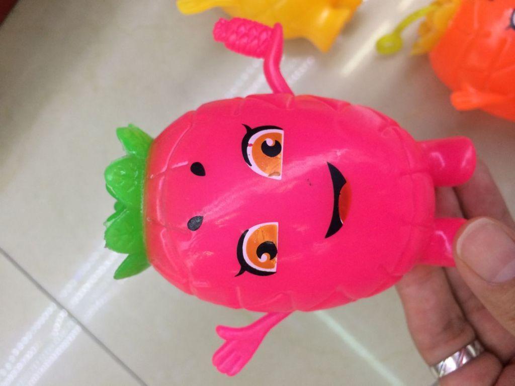 水果动物发泄球