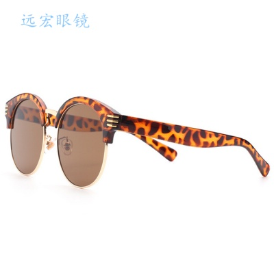 The new fashion 100 sunglasses, the trend models