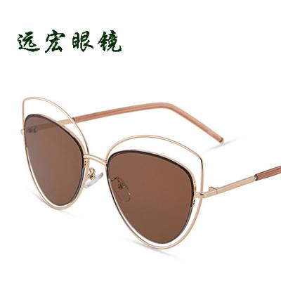 The new fashion cat's eye glasses