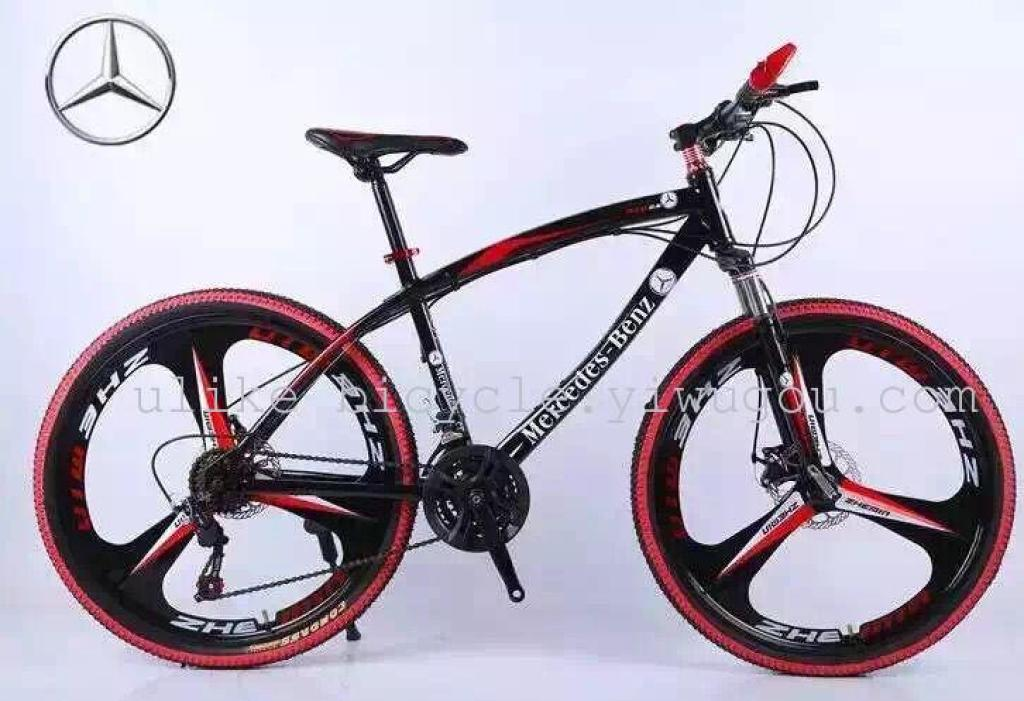 View image of original size for Mercedes benz mountain bike