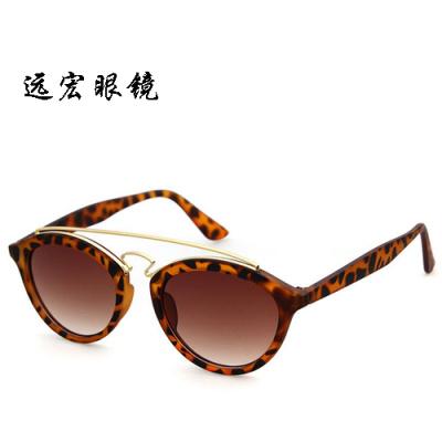 Classic lady sun eye fashion trend RETRO SUNGLASSES
