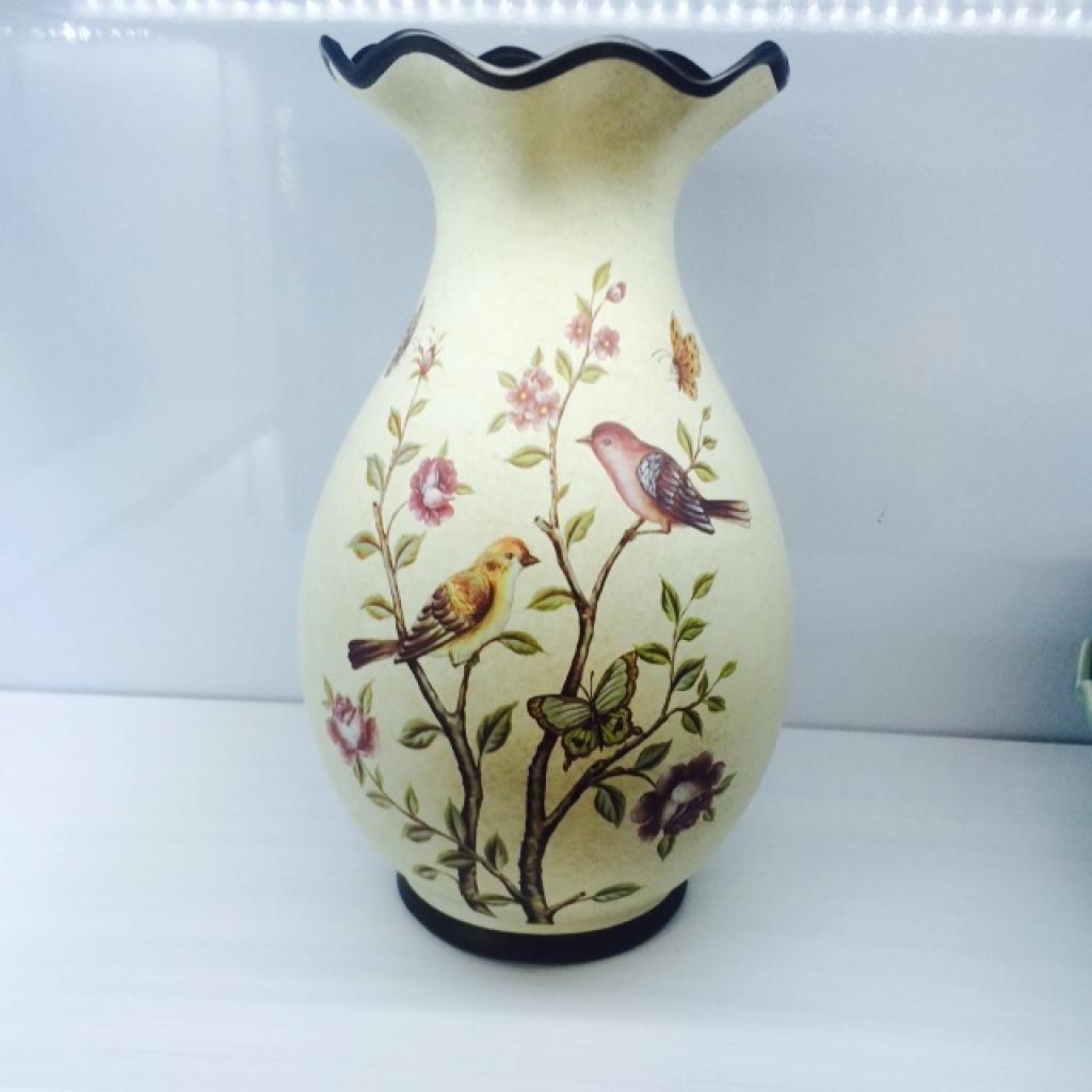 欧式复古装饰花瓶