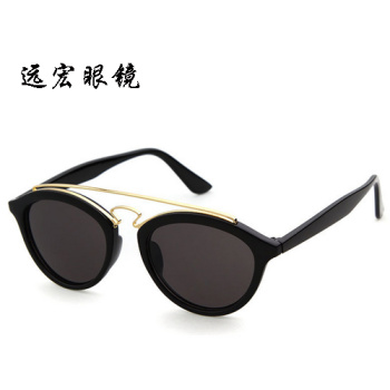 Classic lady sun eye fashion trend RETRO SUNGLASSES