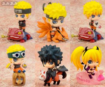 Naruto Naruto anime toys doll model toys pendant