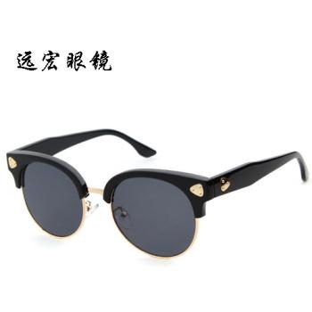 Fashion trend of the new Liu nail Style Sunglasses