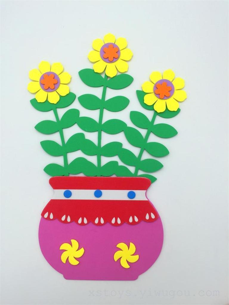 幼儿园儿童房墙贴教室装扮材料节日装饰用品