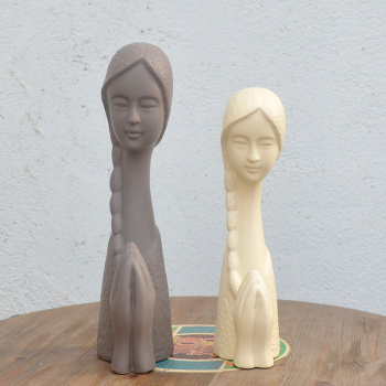 The ceramic crafts creative character Home Furnishing decor decoration 6402964030