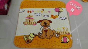 Xin Baoyuan Baby Blanket Baby Hair four double sided cloud blanket factory direct wholesale