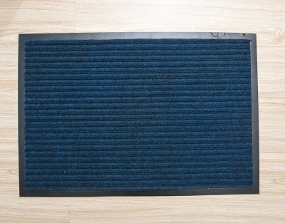 Double stripe composite mat mat mat mat home rub