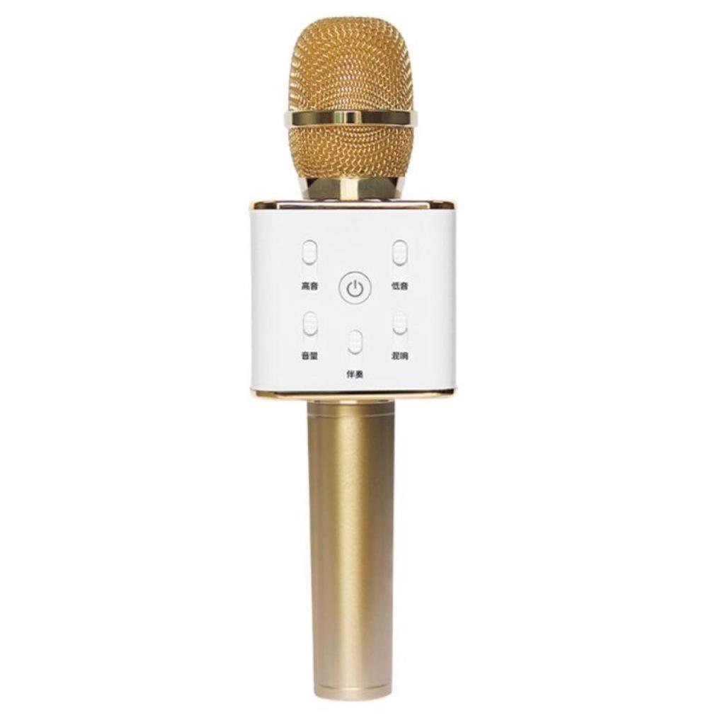 q7麦克风 手机k歌麦克风 手机k歌宝 蓝牙麦克风话筒