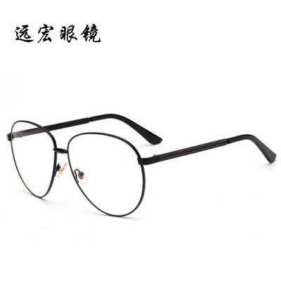 The new fashion trend optical mirror can be equipped with myopia