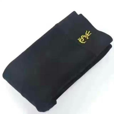 South Korea's Secret crown crown stovepipe socks plus velvet thickened super soft mink cashmere warm pants one autumn