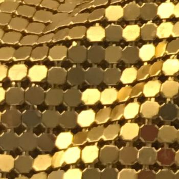 Accessories bronze decorative diamond aluminum earrings tie bag accessories