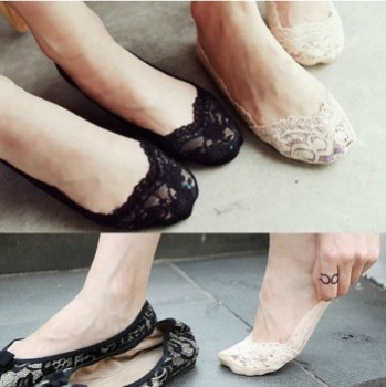 The women's shoes wholesale must-have fashion lace socks socks socks factory direct contact 28g