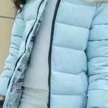 The girl child long coat