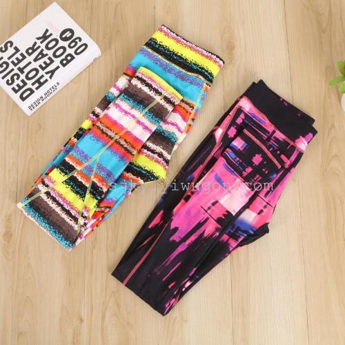 New fashion Yoga Pants Leggings warm pants stretch pants