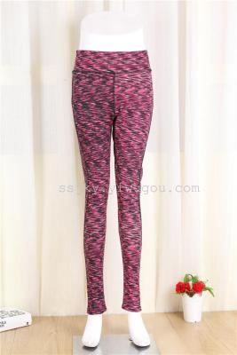 New fashion Yoga Pants Leggings warm pants stretch pants