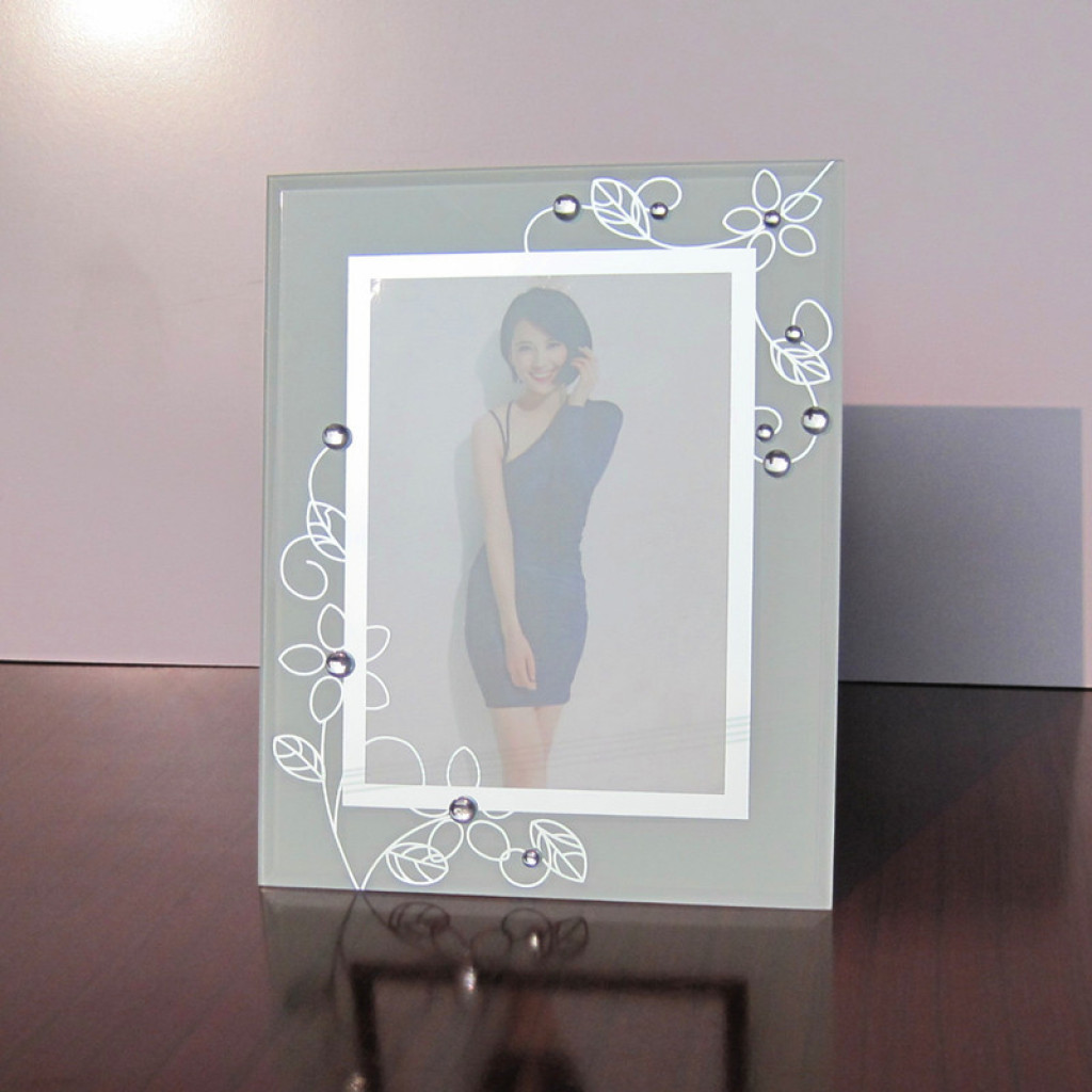 Supply Photo studio glass table boutique gift factory direct ...