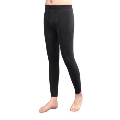Men warm pants thick plus velvet men's trousers velvet pants leggings winter tight pants pants