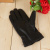Autumn and winter new warm leather gloves and gloves.
