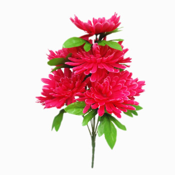 Artificial flowers Tomb-sweeping Day worship activities 10 Melaleuca chrysanthemum life simulation