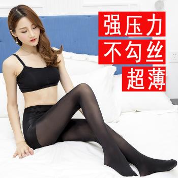 Autumn thin section anti hook silk God pants steel stockings stockings female