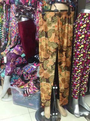 Warm pants pants Ms. fox cashmere warm PANTS XXL code 3000 5 color code