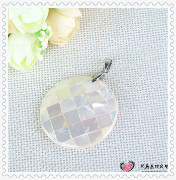 Shell Pendant Sweater Chain Jewelry Accessories