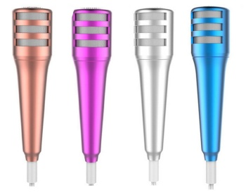 Phone microphone K fans of all the people microphone microphone small microphone singing with headphones integrated