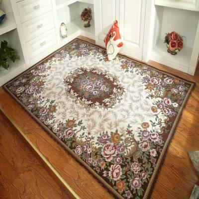 Foreign trade for the European jacquard carpet carpet special room