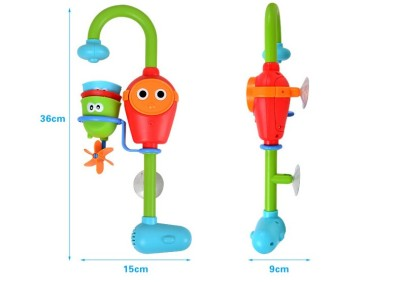 Hot shower faucet tap water shower bath toys children's toys factory outlets