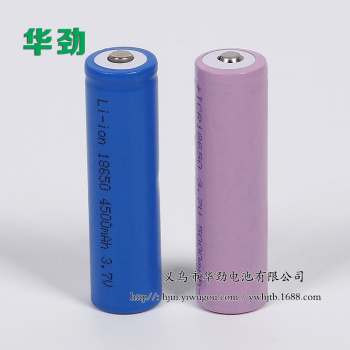 18650 lithium battery, flashlight, battery, 3.7V battery, flashlight, rechargeable battery