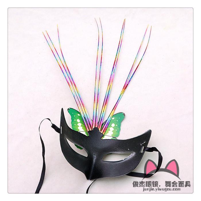 万圣节化妆舞会派对蝴蝶面具威尼斯公主面具
