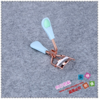 Eyelash curler eyelash tool with elastic force to replace the rubber pad makeup tools